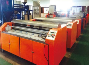 Cina Tipe Horizontal Mesin Epe Foam Sheet / Auto Slitting Epe Foam Cutting Machine pabrik